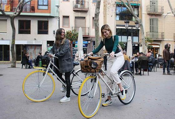 kleta bicicletas en barcelona