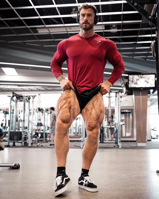 DEV'S WEEKLY WORKOUT: LEGS