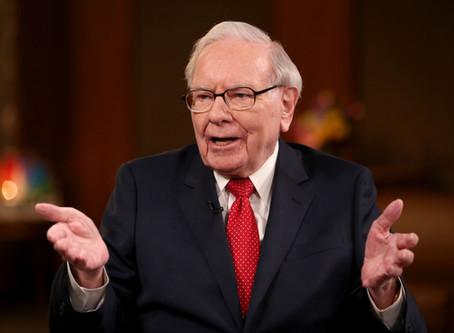 Tres malas inversiones de Warren Buffett