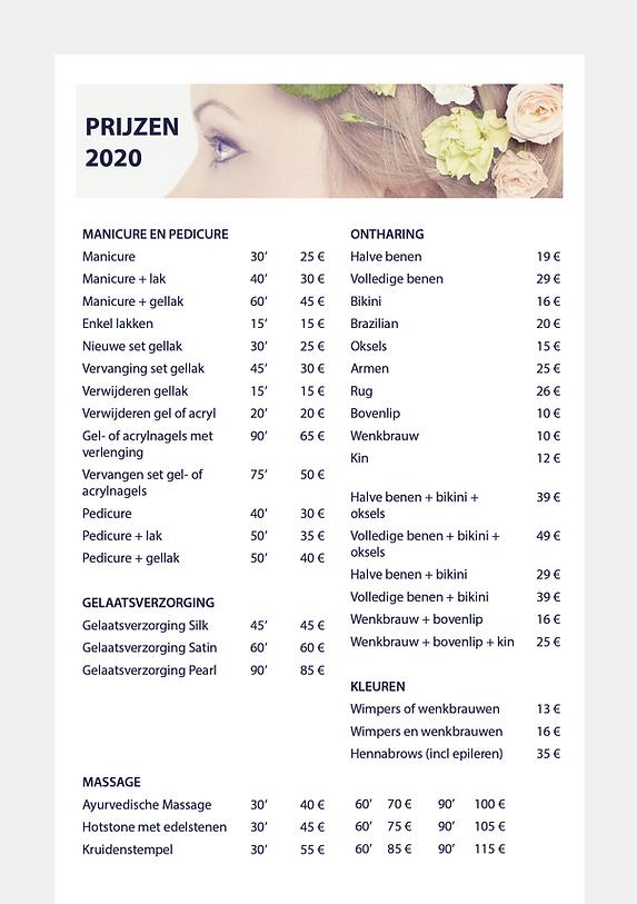 Assepoester Prijslijst 2020 januari A5.p