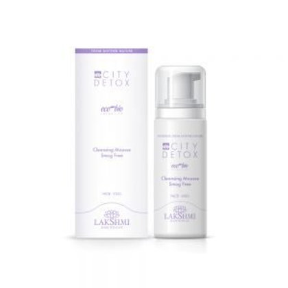 CITY DETOX CLEANSING MOUSSE SMOG FREE 100ML