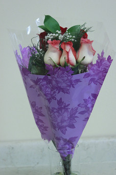 Half Dozen Bouquet (3)
