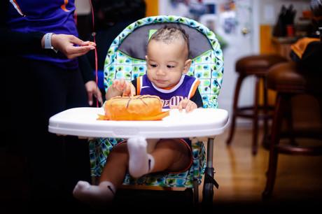 Sean Jr's 1st Birthday