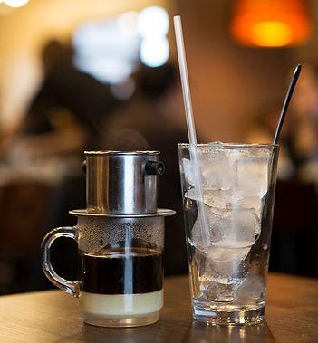 Viet Milk Coffee