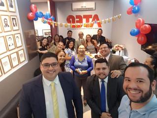 """""""Grupo de Advogados Amigos"""" realiza evento em comemoração aos aniversariantes do mês"""