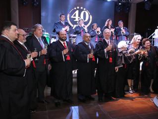 ATEP - 40 anos em defesa das prerrogativas da advocacia trabalhista
