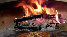 The story of the wood fire Pizza Oven.