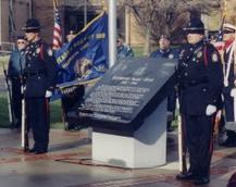 "Harrison High School Activity Center, ""Buddy"" Hine Memorial"