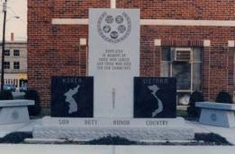 Batesville Community Veterans Memorial