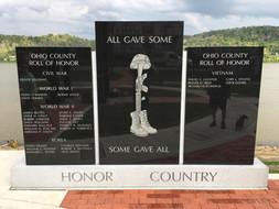 Rising Sun Community Veterans Memorial & River Walk