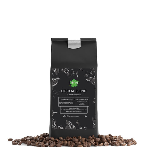 Naive Cocoa Blend Coffee