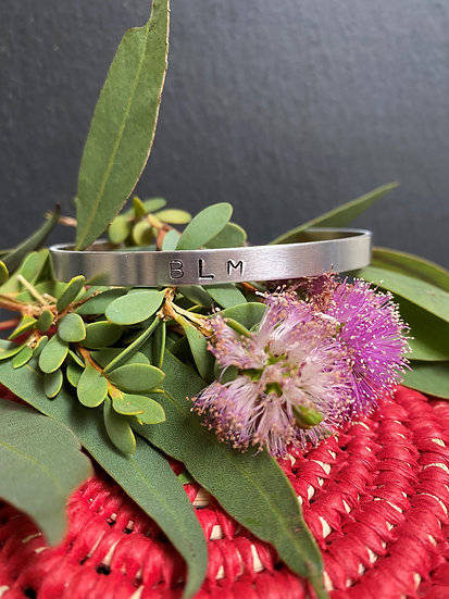 BLM Cuff Bracelet