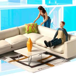 Jasper Morrison Living Room