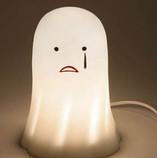 Marcel Dzama Sad Ghost Lamp