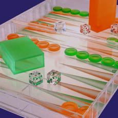 Karim Rashid Backgammon Set