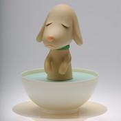 """Yoshitomo Nara """"PupCup"""""""