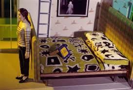 Laurie in Bedroom