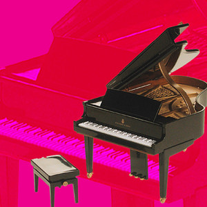 Steinway Piano by Dakota Jackson