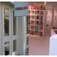 Cerealart Gallery  on 3rd Street