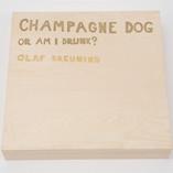 Olaf Brening Champagne Dog Box