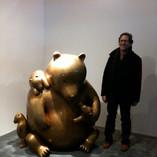 Tom Otterness Mama Bear - Cookie Jar Inspiration