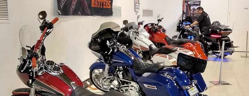 ARC Audio Motorcycles