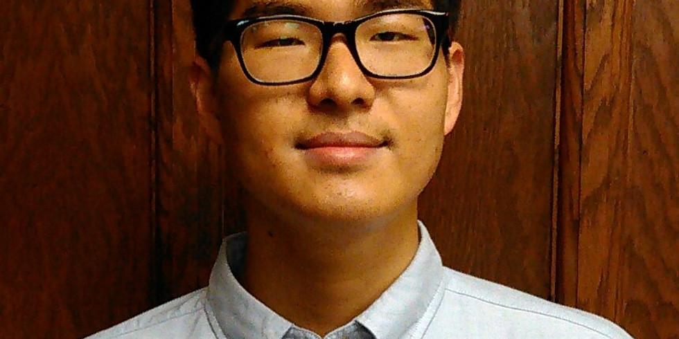 ECR Seminar / Webinar - By Mr Ted Ahn