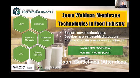 Membrane Technologies in Food Industry