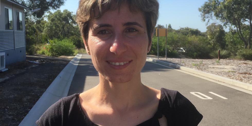 ECR Seminar / Webinar - By Dr Stefania Piantavigna