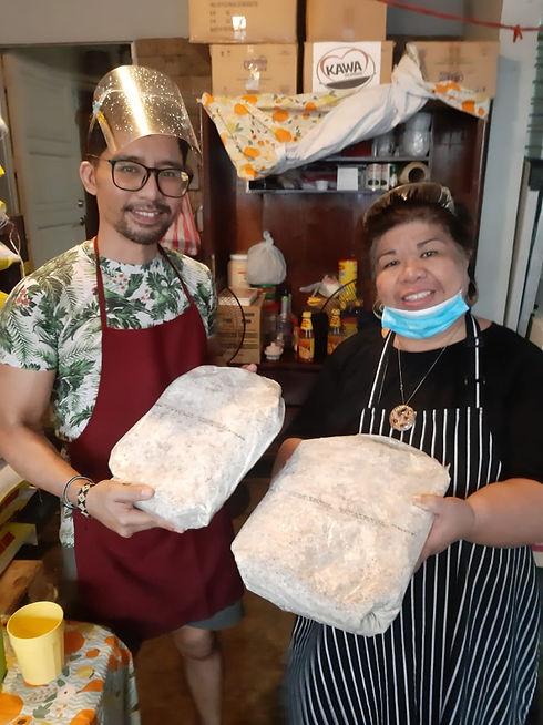10Kg beef patties fr pandelitos to kawa