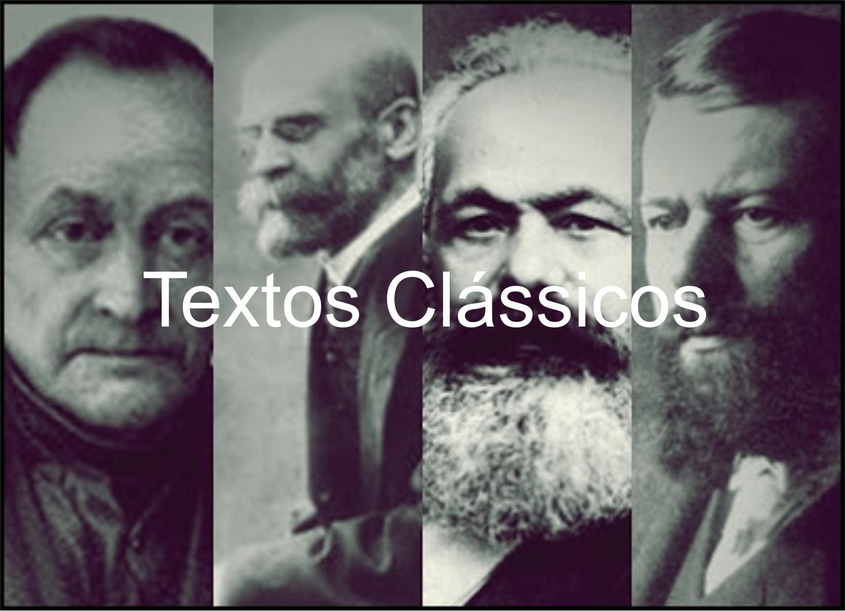 TEXTOS_CLÁSSICOS
