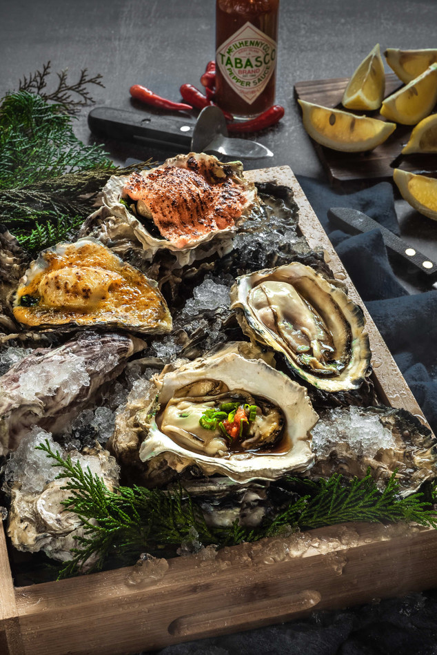 CK Oysters