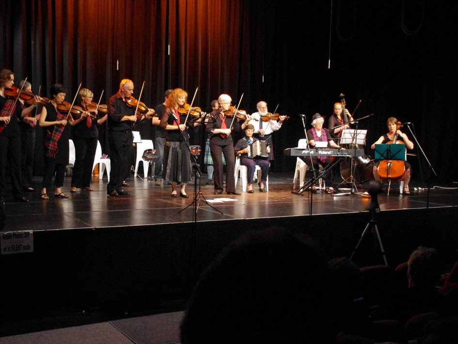 Concert at Kalamunda Performing Arts Centre