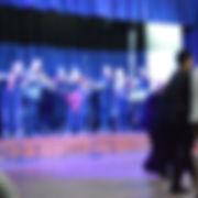 Music & Mayhem concert 2017 - dancing (2