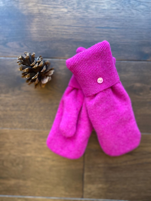 Cashmere Mittens ~Women's Small
