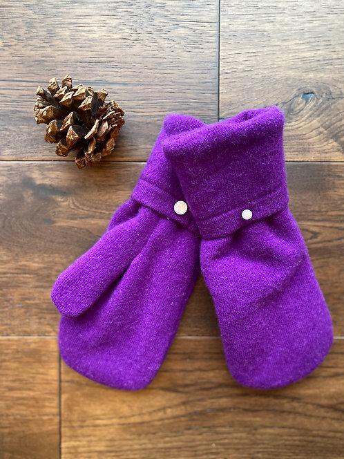 Cashmere ~ Women's Medium ~ Purples