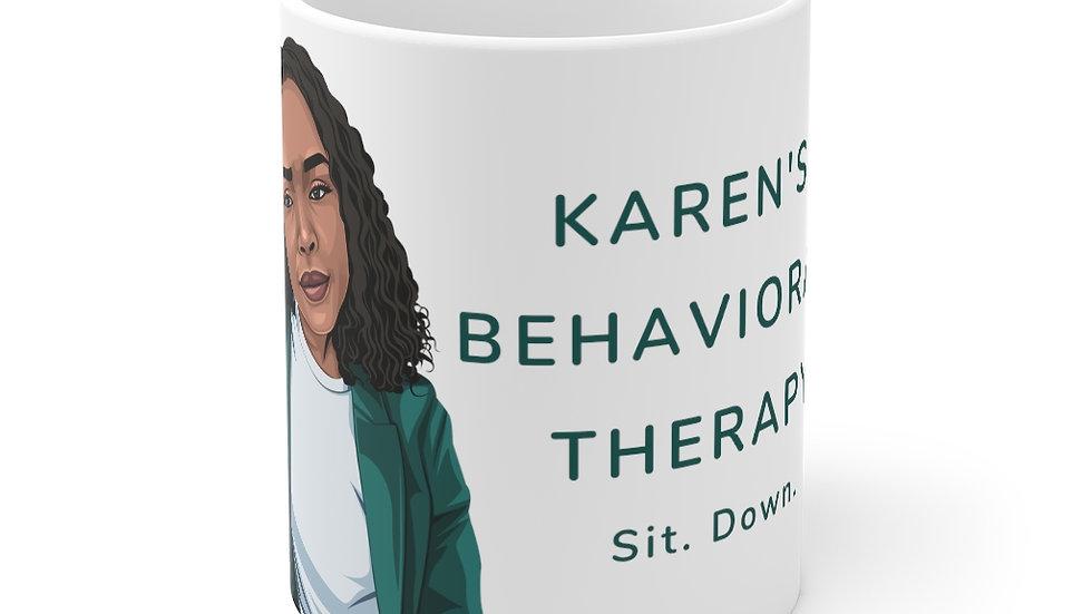 """KBT """"Mean"""" Mug"""