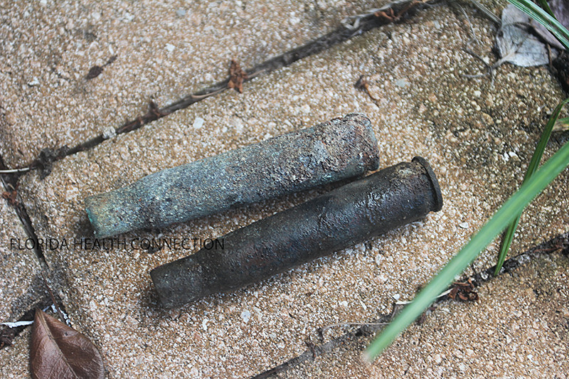 Rounds Found in South Patrick Shores