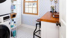 Houzz names SPACES top 20 Laundry Room of 2015