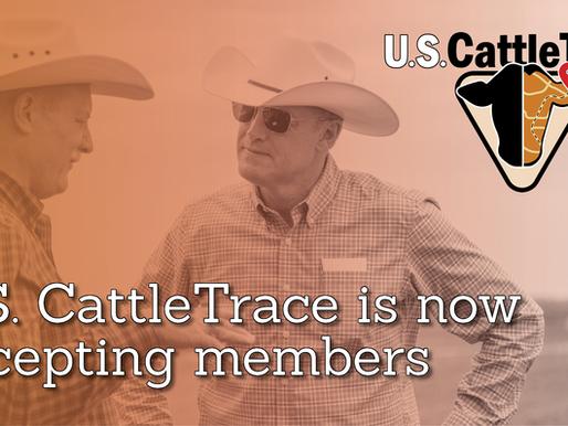 U.S. CattleTrace Releases Membership Model