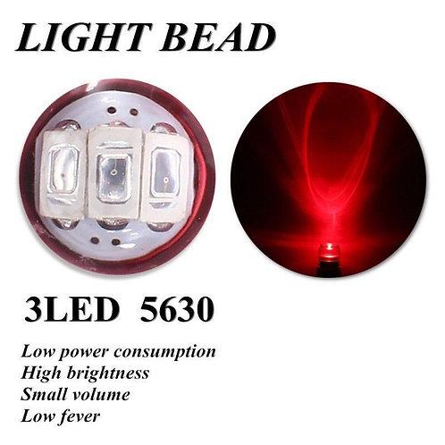 Universal Strobe Flashing LED Projector Bulbs for Car Motor Tail Backup Lights