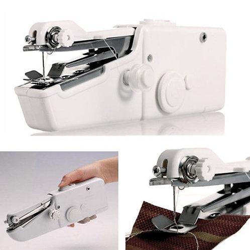 Portable Handy Stitch Battery Power Handheld Sewing Machine Mesin Jahit Tangan