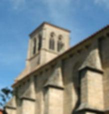 Abbaye de La-Chaise-Dieu, Haute-Loire, Parc Naturel Régional du Livradois-Forez, Auvergne