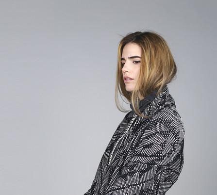 綿コート内モデル