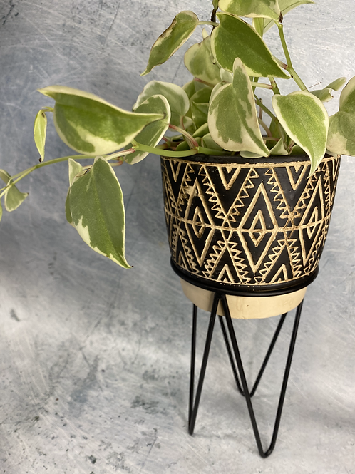 Nomad Planter with Stand