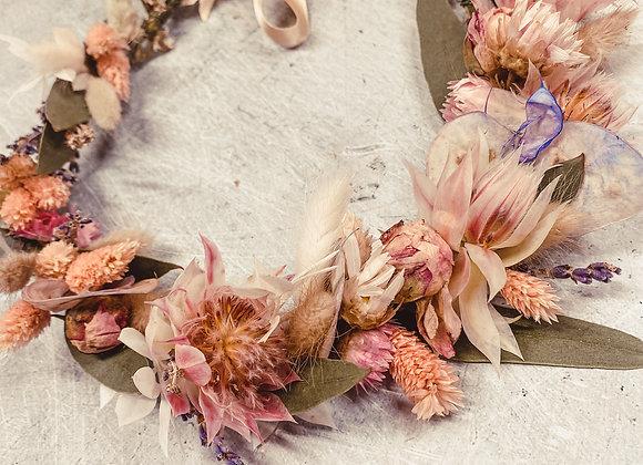 Dried Floral Crown