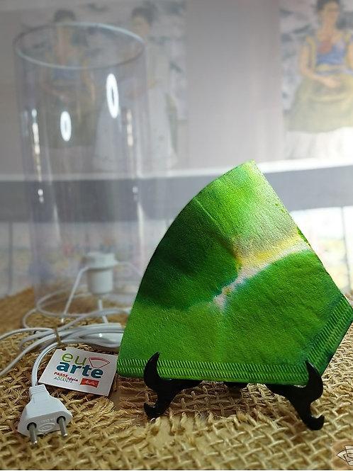 Kit Lanterna Verde Fluor