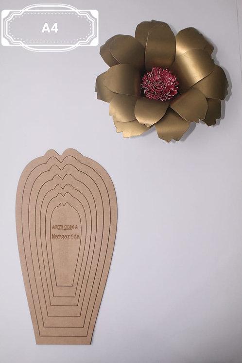 Molde de flor 25