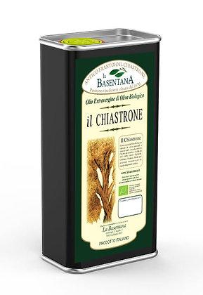 il Chiastrone 5 x 3 litri Fruttato intenso, estratto a freddo, biologic