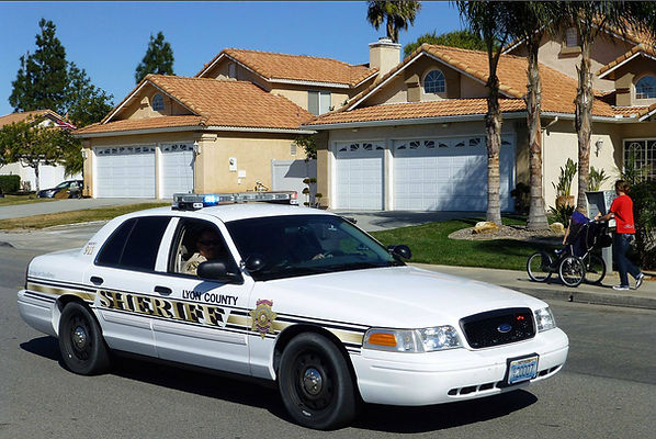 LCSO Crown Vic